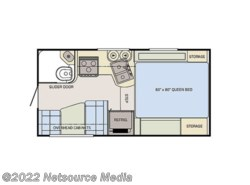 New 2019  Adventurer  Adventurer 89RB by Adventurer from U-Neek RV Center in Kelso, WA
