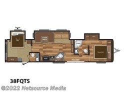 New 2019 Keystone Hideout 38FQTS available in Kelso, Washington