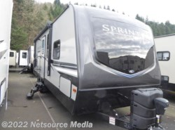 New 2019 Keystone Sprinter Campfire 26RK available in Kelso, Washington