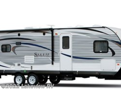New 2017  Forest River Salem T27RKSS by Forest River from Lakeview RV in Byron, IL