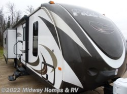 Used 2015  Keystone Premier Ultra Lite 30RIPR by Keystone from Midway Homes & RV in Grand Rapids, MN