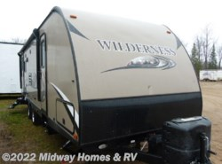 Used 2015 Heartland RV Wilderness WD 2750RL available in Grand Rapids, Minnesota