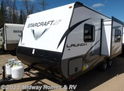 New 2018  Starcraft Launch Ultra Lite 21FBS by Starcraft from Midway Homes & RV in Grand Rapids, MN