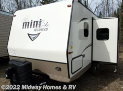 New 2018  Forest River Rockwood Mini Lite 2104S by Forest River from Midway Homes & RV in Grand Rapids, MN