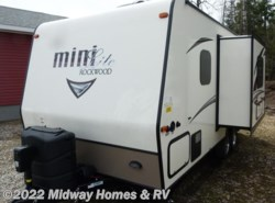 New 2018  Forest River Rockwood Mini Lite 2109S by Forest River from Midway Homes & RV in Grand Rapids, MN