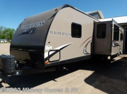 Used 2015  Heartland RV Wilderness WD 3125BH by Heartland RV from Midway Homes & RV in Grand Rapids, MN