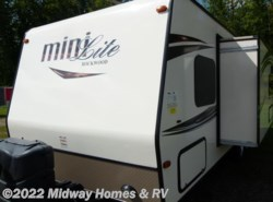 Used 2016  Forest River Rockwood Mini Lite 2503S by Forest River from Midway Homes & RV in Grand Rapids, MN