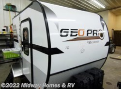 New 2019  Forest River Rockwood Geo Pro G12RK by Forest River from Midway Homes & RV in Grand Rapids, MN