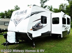 New 2015  Palomino Puma 28DSBS by Palomino from Midway Homes & RV in Grand Rapids, MN