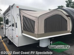 Used 2013  Forest River Flagstaff Shamrock 17 by Forest River from East Coast RV Specialists in Bedford, PA