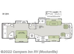 New 2018  Tiffin Allegro Red 38 QRA by Tiffin from Campers Inn RV in Mocksville, NC