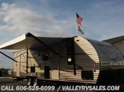 Used 2015  Forest River Cherokee Grey Wolf T23DBH by Forest River from Valley RV Sales in Corbin, KY