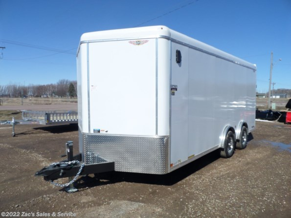 2021 H&H H9618TTV-100 available in Sherburn, MN