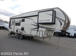 New 2017  Forest River Rockwood Ultra Lite Travel Trailers 2720WS by Forest River from Parris RV in Murray, UT