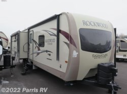 New 2017  Forest River Rockwood Signature Ultra Lite Travel Trailer 8328BS by Forest River from Parris RV in Murray, UT