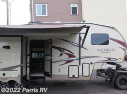 New 2017  Forest River Rockwood Signature Ultra Lite Travel Trailer 8288WSA by Forest River from Parris RV in Murray, UT