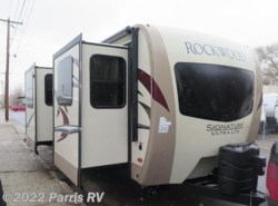 New 2017  Forest River Rockwood Signature Ultra Lite Travel Trailer 8324BS by Forest River from Parris RV in Murray, UT
