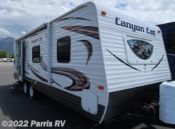 Used 2015  Palomino Canyon Cat 25RBC by Palomino from Parris RV in Murray, UT