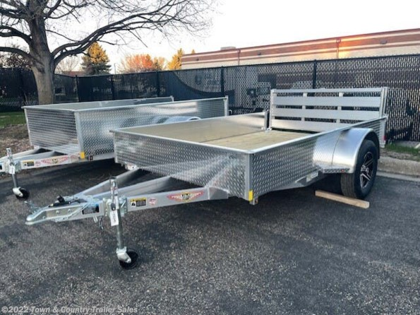 2021 H&H 76x10 Solid Side Alum available in Mendota Heights, MN