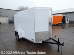 2021 Cross Trailers 5'x10' Steel Enclosed Trailer