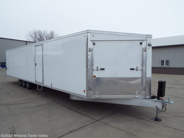 "2020 Mission Trailers MES 101"" x 31"