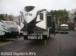 New 2018  Forest River XLR Nitro 36VL5 by Forest River from Hayden's RV's in Richmond, VA