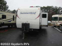 Used 2015  Keystone Springdale Summerland 2980BHGS by Keystone from Hayden's RV's in Richmond, VA