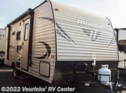 New 2018  Keystone Hideout Single Axle 175LHS by Keystone from Veurinks' RV Center in Grand Rapids, MI