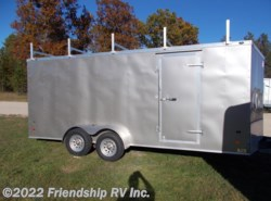 Used 2014  American Hauler  NORTHERN HAULER NH718TA2 by American Hauler from Friendship RV Inc. in Friendship, WI