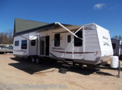 Used 2012  Forest River Wildwood 372REDS by Forest River from Friendship RV Inc. in Friendship, WI
