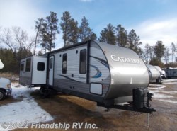 New 2018  Coachmen Catalina Legacy Edition 333RETSLE by Coachmen from Friendship RV Inc. in Friendship, WI