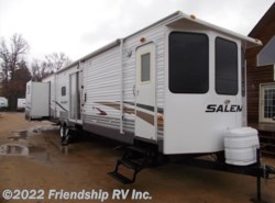 Used 2009 Forest River Salem 403FB available in Friendship, Wisconsin