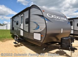 New 2018  Coachmen Catalina Legacy Edition 243RBS by Coachmen from Colerain RV of Dayton in Dayton, OH