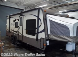 New 2016  Forest River Surveyor 224T by Forest River from Vicars Trailer Sales in Taylor, MI