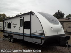 New 2017  Forest River Surveyor 264RKS by Forest River from Vicars Trailer Sales in Taylor, MI