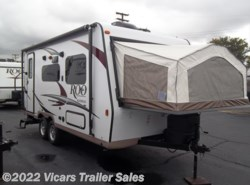 New 2017  Forest River Rockwood Roo 19 by Forest River from Vicars Trailer Sales in Taylor, MI
