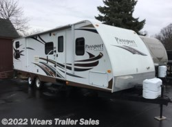 Used 2014  Keystone Passport Ultra Lite Grand Touring 2920BH by Keystone from Vicars Trailer Sales in Taylor, MI
