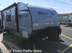 New 2018  Gulf Stream Ameri-Lite 218MB by Gulf Stream from Vicars Trailer Sales in Taylor, MI