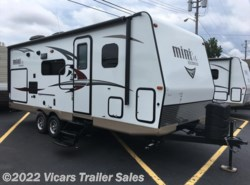 New 2018  Forest River Rockwood Mini Lite 2507S by Forest River from Vicars Trailer Sales in Taylor, MI