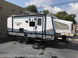 New 2018  Forest River Surveyor 221ST by Forest River from Vicars Trailer Sales in Taylor, MI