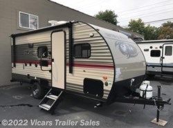 New 2018  Forest River Wolf Pup 16BH by Forest River from Vicars Trailer Sales in Taylor, MI