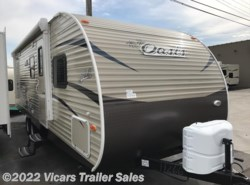 New 2018  Shasta Oasis 26DB by Shasta from Vicars Trailer Sales in Taylor, MI