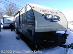 New 2018  Forest River Grey Wolf 29TE by Forest River from Vicars Trailer Sales in Taylor, MI