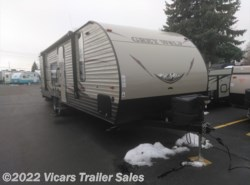 Used 2016  Forest River Cherokee Grey Wolf 26RR by Forest River from Vicars Trailer Sales in Taylor, MI