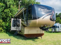 Used 2012  Forest River Cardinal 3550RL by Forest River from Vogt Family Fun Center  in Fort Worth, TX