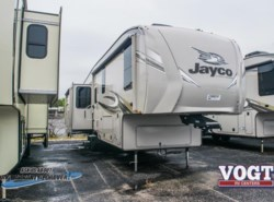 New 2018  Jayco Eagle Fifth Wheels 317RLOK by Jayco from Vogt Family Fun Center  in Fort Worth, TX