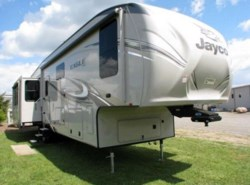 New 2018  Jayco Eagle Fifth Wheels 355MBQS by Jayco from Vogt Family Fun Center  in Fort Worth, TX