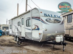 Used 2013  Forest River Salem 26TBUD by Forest River from Bish's RV Supercenter in Nampa, ID