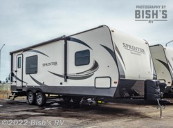 New 2018  Keystone Sprinter CAMPFIRE 25RK by Keystone from Bish's RV Supercenter in Nampa, ID