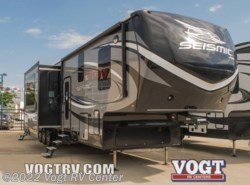 New 2017  Jayco Seismic 4114 by Jayco from Vogt RV Center in Ft. Worth, TX